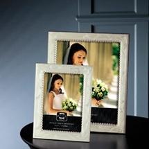 Prinz 5 x 7 Felicity Ivory Metal Frame