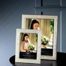 Prinz 8 x 10 Felicity Ivory Metal Frame
