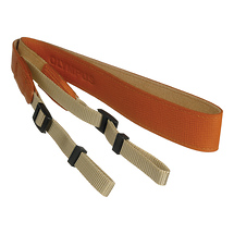 Olympus Leather Camera Neck Strap (Brown)