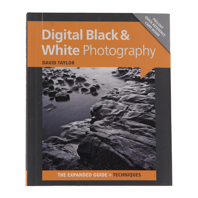 Digital Black & White Photography - Book Image 0