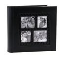 Pioneer | 4x6 inch Multi Frame Photo Album (Black) | 637009