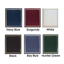 4x6 Bi-Directional Memo Photo Album (Assorted Colors) Image 0