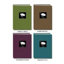 Pioneer 4x6 Natural Colors Cloth Frame Album (Assorted Colors)