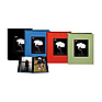 4x6 Bi-Directional Cloth Frame Photo Album (Assorted Colors)
