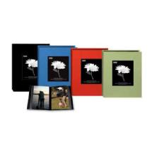Pioneer 4x6 Bi-Directional Cloth Frame Photo Album (Assorted Colors)