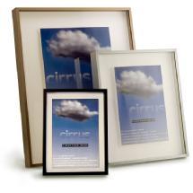 Framatic Cirrus Frame 7x9 - Silver