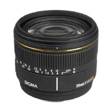 Sigma 30mm f/1.4 EX DC Autofocus Lens for Sony & Minolta