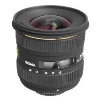 Sigma   10-20mm f/4-5.6 EX DC HSM Autofocus Lens for Nikon   201306