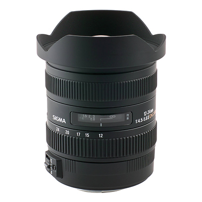 12-24mm f/4.5-5.6 EX DG ASP HSM II Wide-Angle Lens for Canon Image 0