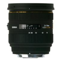 Sigma lenses 24-70mm f/2.8 Autofocus Lens for Canon Cameras