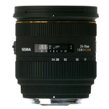 Sigma 24-70mm f/2.8 IF EX DG HSM Autofocus Lens for Canon