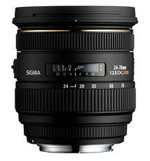 Sigma 24-70mm f/2.8 IF EX DG HSM Autofocus Lens for Sony & Minolta