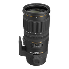 70-200mm f/2.8 EX DG APO OS HSM Lens for Canon Image 0