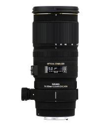 Sigma 70-200mm f/2.8 EX DG APO OS HSM Lens for Sony & Minolta