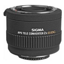 Sigma 2.0x EX DG APO Teleconverter for Nikon