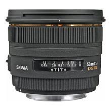 Sigma 50mm f/1.4 EX DG HSM Autofocus Lens for Canon