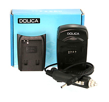 Dolica DC-CB2LV Battery Charger - Replacement for Canon CB-2LV Charger