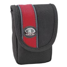 Tamrac Rally Digital 13 Foam-Padded Pouch (Black/Red)