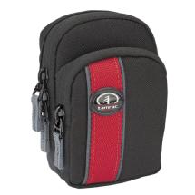 Tamrac Rally Digital 15 Foam-Padded Pouch (Black/Red)