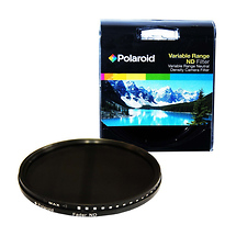 Polaroid 55mm HD Multi-Coated Variable Range ND Fader Filter