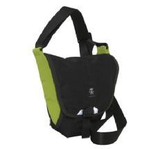 Crumpler 3 Million Dollar Home Camera Bag (Black/Green)