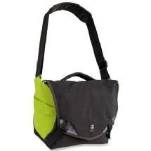 Crumpler 5 Million Dollar Home Camera Bag (Black/Green)
