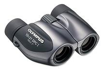 Olympus 10x21 Roamer DPC I Binocular (Silver)