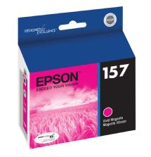 Epson 157 Vivid Magenta UltraChrome K3 Ink Cartridge