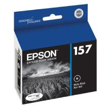 Epson 157 Matte Black UltraChrome K3 Ink Cartridge