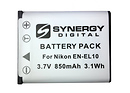 SD-ENEL10 Replacement for Nikon EN-EL10 Battery