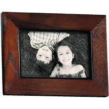 Prinz 4 x 6 Adler Walnut Wood Frame