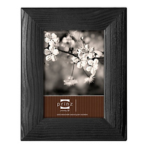 Prinz 8 x 10 Crawford Black Wood Frame