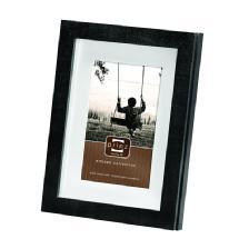 Prinz 4 x 6 Harper Black Wood Frame