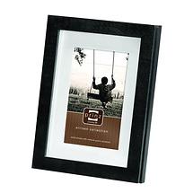 Prinz 5 x 7 Harper Black Wood Frame