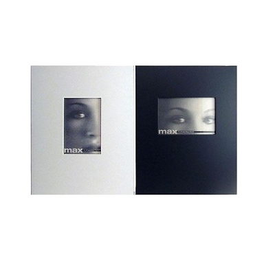 Framatic | Max Seamless 11x14 Wood Board Frame - 4 x 6 Photo - Black ...