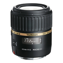 Tamron SP AF 60mm f/2.0 Di II Macro Lens for Sony & Minolta