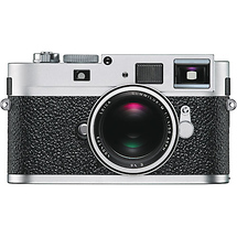 Leica M9-P Digital Rangefinder Camera Body (Silver Chrome)