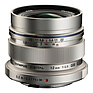 M. Zuiko Digital ED 12mm f/2.0 Lens (Silver) Thumbnail 0