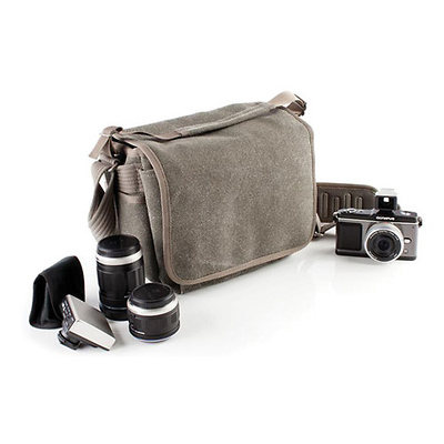 Retrospective 5 Shoulder Bag (Pinestone Gray) Image 0