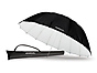 Westcott Westcott 7ft. Parabolic Umbrella (Black/White) Kit