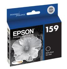 Epson 159 Matte Black Ink Cartridge