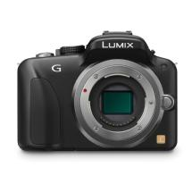 Panasonic Lumix DMC-G3 Digital Camera Body (Black)