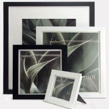 Framatic 12 x 12 Modern Black Frame