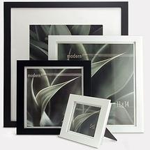 Framatic 11 x 14 Modern Black Frame