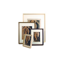 Framatic Woodworks 8x10 Frame for 5x7 Photograph Natural