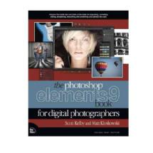 Pearson Education The Photoshop Elements 9 Book for Digital Photographers (Voices That Matter)