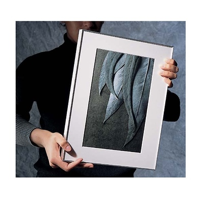 8 X 12 Fineline Silver Aluminum Frame Image 0