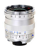 21mm f/2.8 Biogon T* ZM MF Lens for Zeiss Ikon & Leica M Cameras (Silver)