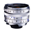 21mm f/4.5 C Biogon T* ZM Manual Focus Lens (Leica M-Mount) - Silver