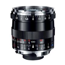 Zeiss Wide Angle 25mm f/2.8 Biogon T* ZM Manual Focus Lens (Leica M-Mount) - Black